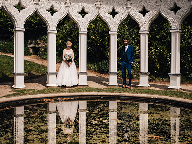 Real wedding at Rococo Garden