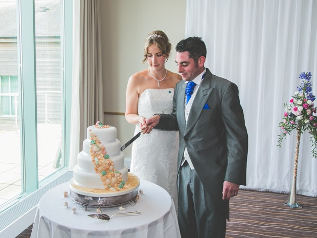 Real weddings at De Vere Cotswold Water Park