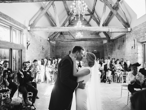Real wedding at Blackwell Grange