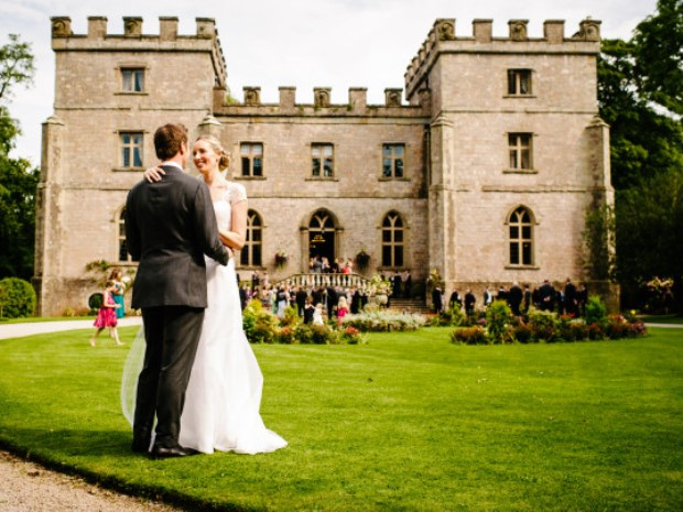 Clearwell Castle Has Been Named The Best Wedding Venue In UK