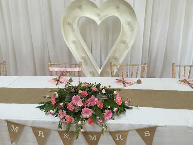 Floral inspiration for summer weddings gloucestershire wedding brighten up your reception with these perfecftly pretty flowers from the french touch floristry mightylinksfo