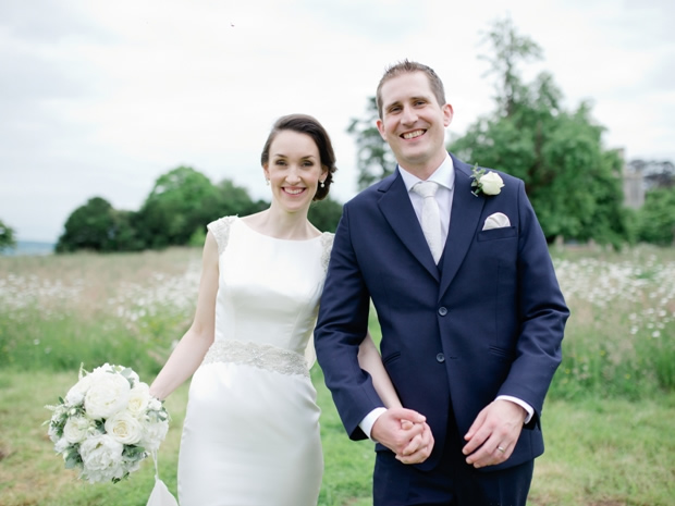 Real Wedding An Elegant 1920s Themed Wedding At Elmore Court In