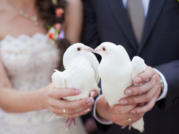 Discover some of the more unique wedding traditions from across the globe.