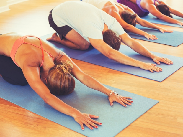 Discover 16 Gloucestershire yoga studios where you can relax and get fit for your big day.