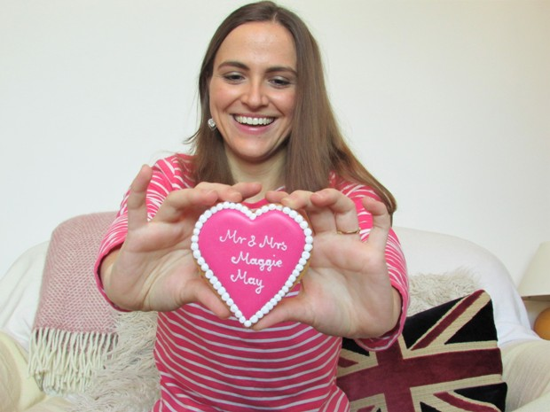 Join Cotswold blogger Maggie May on her wedding planning journey…