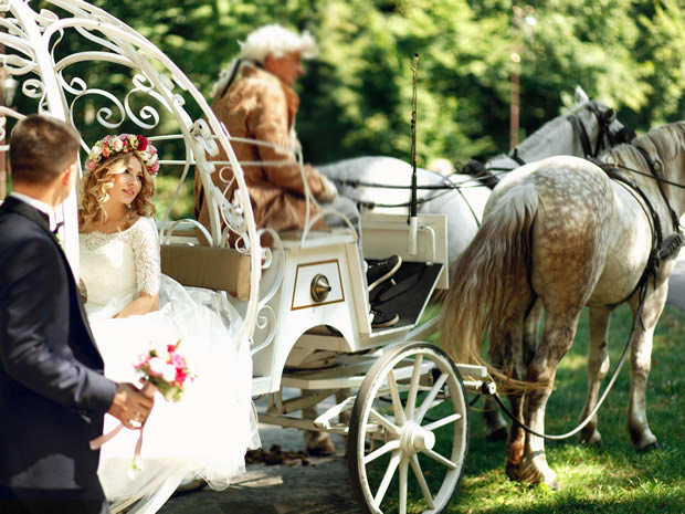 SoGlosWeddings looks at ways to usher fairy tale themes into your happily ever after wedding.