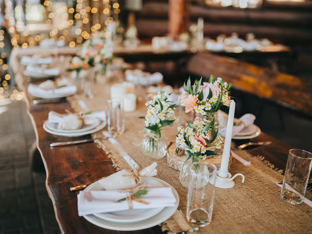 Dress your wedding venue to impress, with SoGlosWeddings' décor ideas.