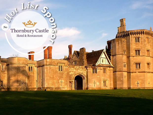 Discover 9 amazing exclusive-use wedding venues in the Cotswolds, including Thorbury Castle.