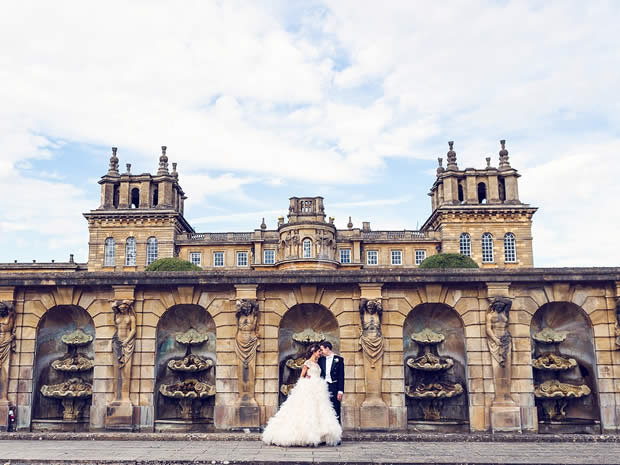 Blenheim Palace unveils two new wedding venues, offering intimate settings to say 'I do.'