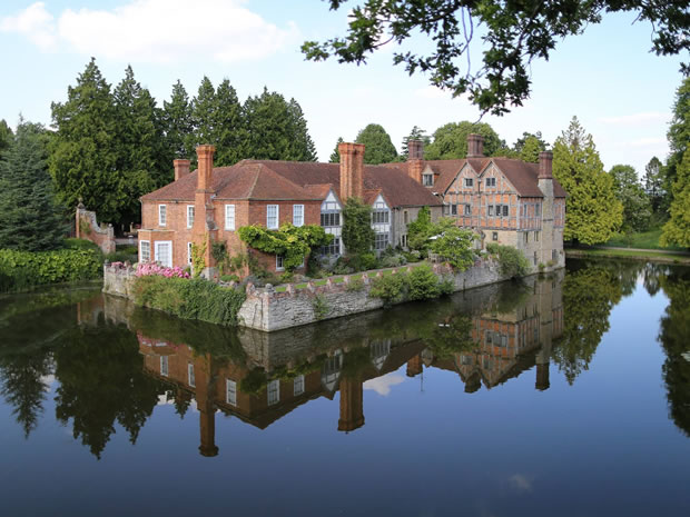 Enjoy an idyllic escape to one of the county's most romantic stately homes.