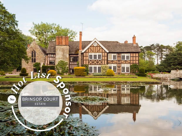 Enjoy an idyllic escape and celebration at one of these romantic stately homes.