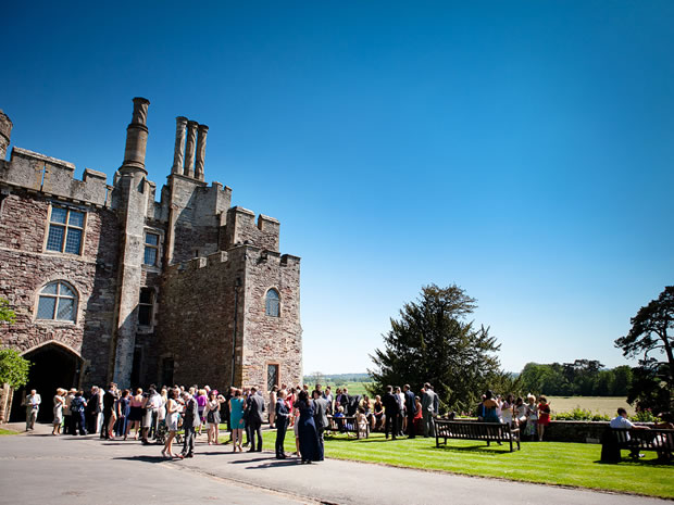 Explore the stunning Berkeley Castle at its Wedding Inspiration Day.
