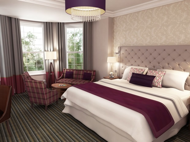 Cheltenham Park Hotel has been given a makeover and rebranded as a DoubleTree by Hilton.