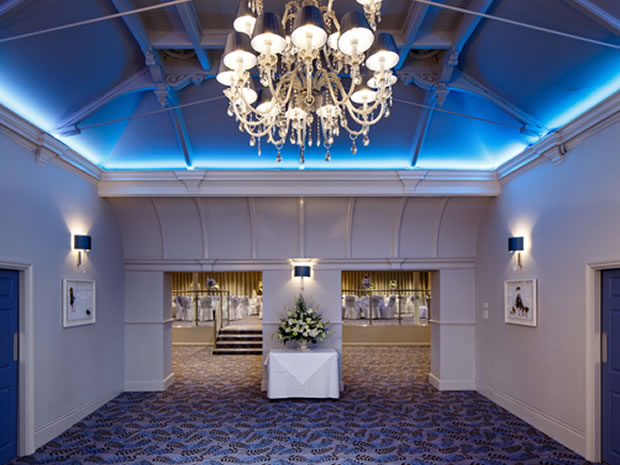 Explore sought-after venue Bowden Hall Hotel at its Wedding Showcase Evenings.