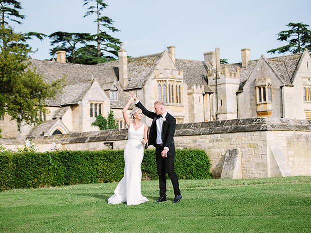 The grounds of Ellenborough Park offer stunning photo opportunities.