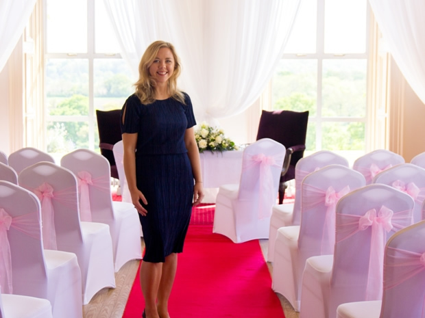 Eastwood Park's Emily Brasier helps couples with planning their dream wedding days.