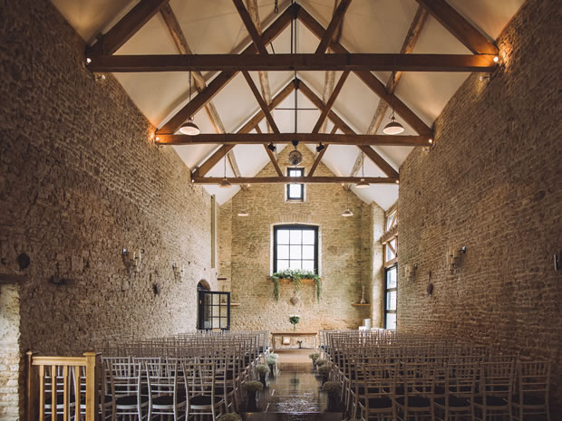Feast your eyes on our round up of 15 of the prettiest Cotswold barn venues.