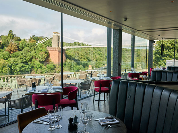 There's a picture-perfect new wedding venue in Bristol.