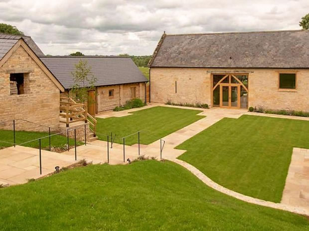 Head to The Barn at Upcote for its Wedding Fair this October.