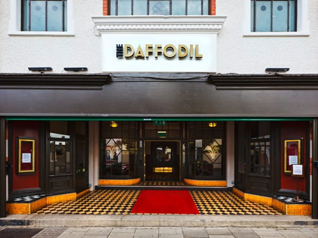 Cheltenham restaurant and wedding venue, The Daffodil, confirmed its sudden closure.