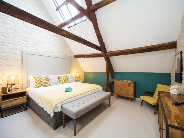 The Old Stocks Inn has opened the perfect hen party pad.