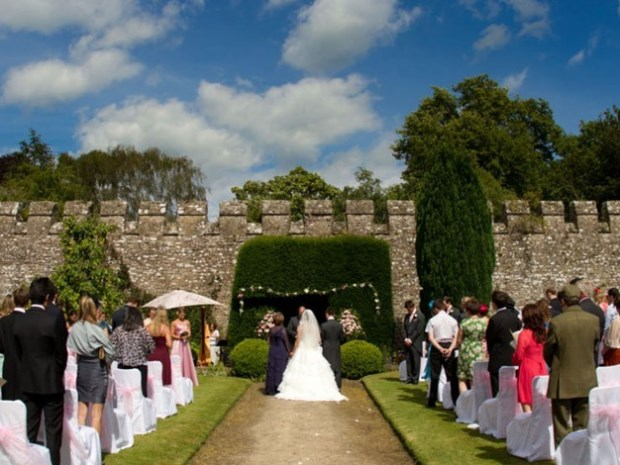 Thornbury Castle invites happy couples to its Wedding Fair this September.