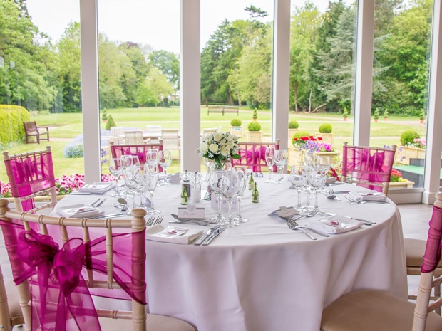 Couples have the chance to visit Eastwood Park at its Wedding Fayre.