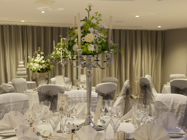 Explore Bowden Hall at its wedding fayre this October.