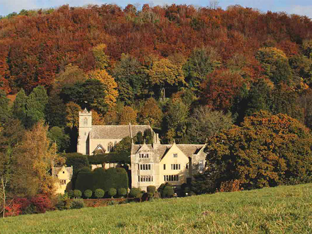 Don't miss the chance to explore Owlpen Manor this January.