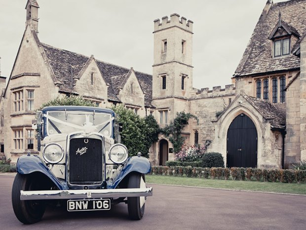 Host your dream day at Ellenborough Park this winter.
