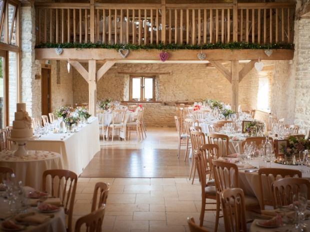 Explore glorious Tetbury venue The Kingscote Barn at its Wedding Fayre this autumn.