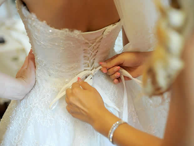 Sell it, trash it or keep it forever? Tell us what you'll do with your wedding dress in the poll below.