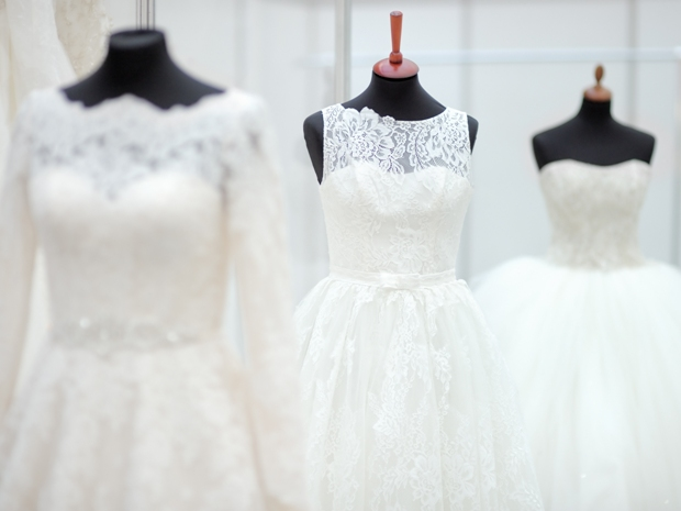 Shop for designer dresses and do you bit for charity at Brides Do Good's pop-up boutique.