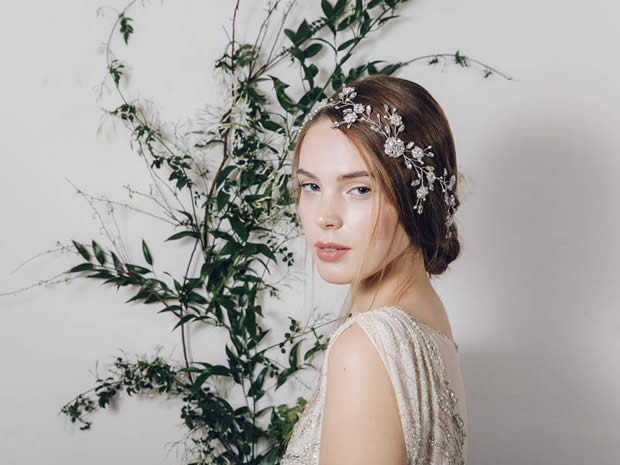The Secret Garden collection is perfect for brides-to-be looking for a touch of vintage glamour.