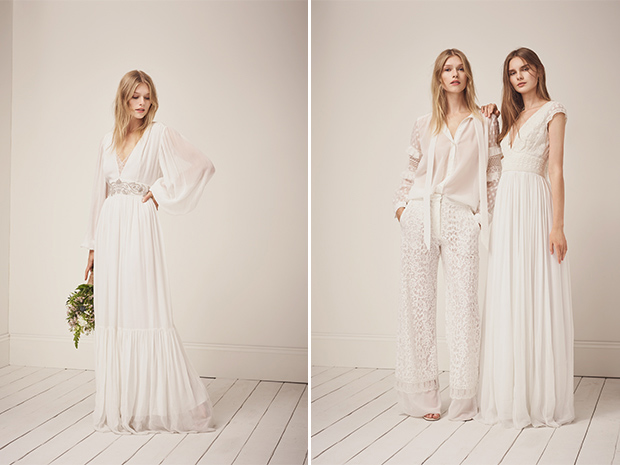 French Connection's brand-new bridal collection is set to launch in February 2018.