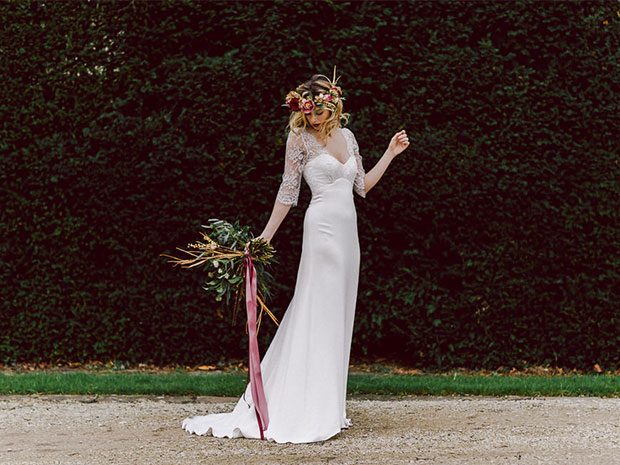 Ellie Lowe's bridalwear collection offers beautiful inspiration for brides-to-be.