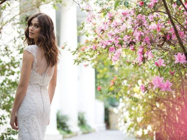 Head to Veils of Berkeley this October for its Sincerity Bridal Designer Weekend.