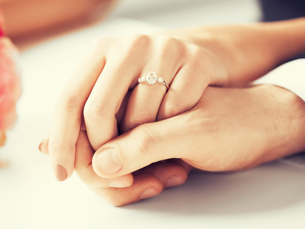 Find your perfect engagement ring with SoGlosWeddings' quiz.