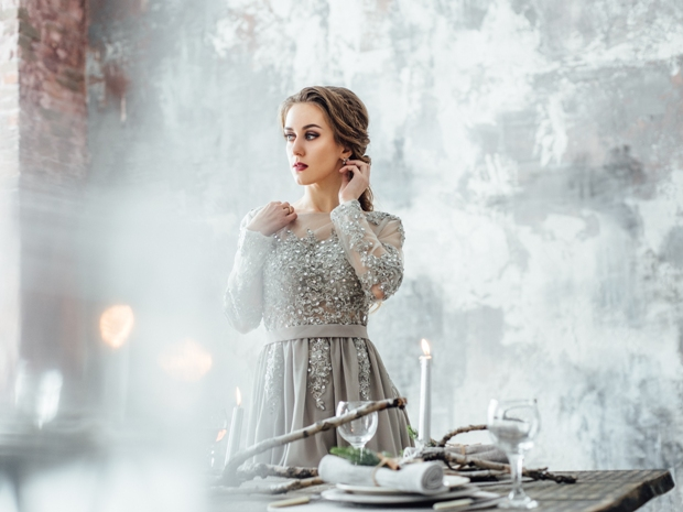Get all the inspiration for what to wear to a winter wedding.