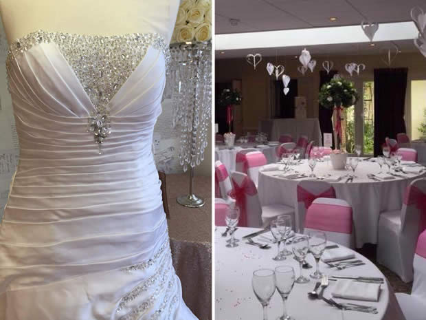 Brides-to-be can win a wedding dress at Cheltenham Regency Hotel's Wedding Fayre.