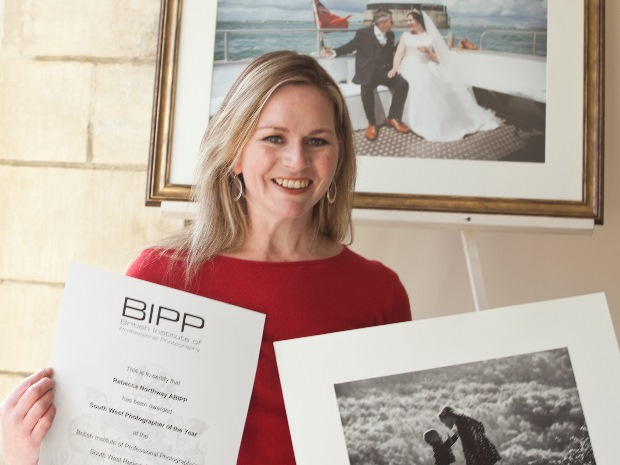 Local photographer, Rebecca Northway has been named the BIPP South West Photographer of the Year 2015.