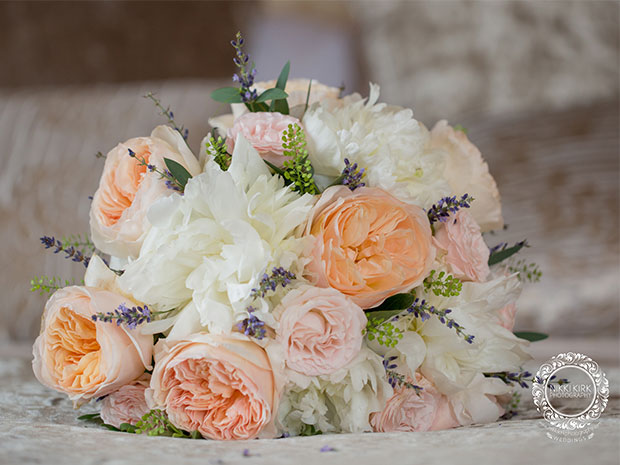 Step into spring with plenty of wedding inspiration from Nikki Kirk Photography.