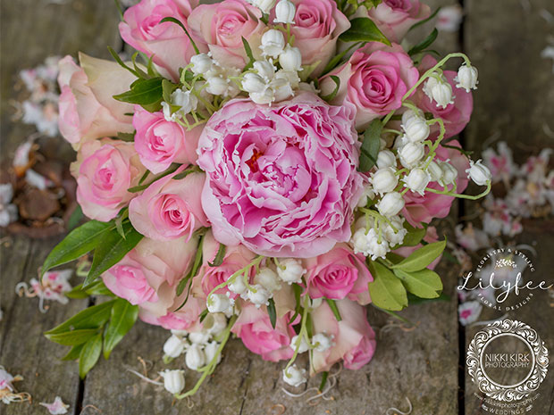 Be inspired by these royally good floral arrangements. All images © Nikki Kirk Photography, styling by Lilyfee Floral Designs.