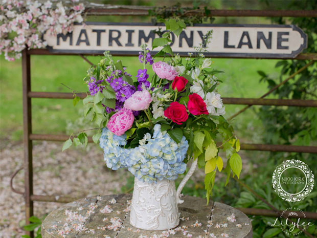 Enjoy some beautiful some inspiration with Nikki Kirk Photography. Flowers by Lilyfee Floral Designs.