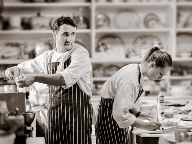 Wesley Birch chats to SoGlosWeddings about his bespoke Gloucestershire catering business.