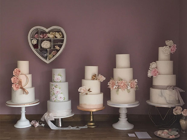Check out Cake Daydreams' dazzling designs in this interview.