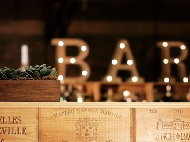 Budding brides and grooms can take advantage of Cotswold Bar Company's Winter Bar Packages!