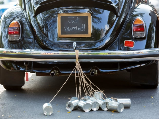 Make sure you arrive in true style at your wedding, whether by plane, train or automobile!