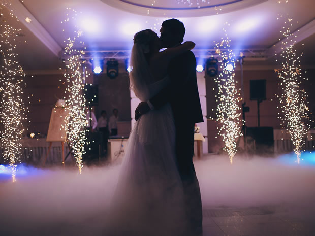 The votes are in! Research reveals what the UK's most popular first dance song is.