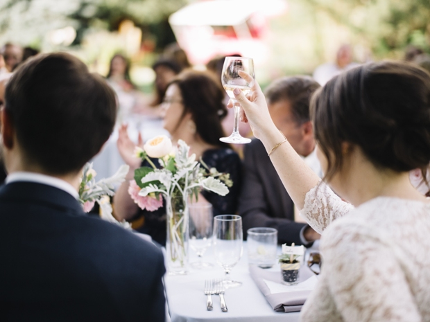 Everything you're going to need for writing an amazing wedding speech.